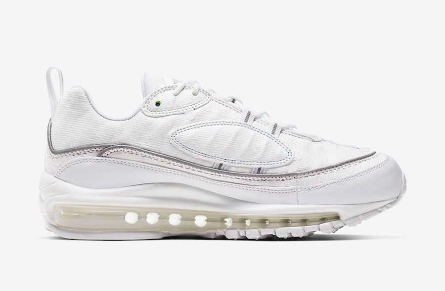 Nike Air Max 98 Tear Away Lateral Inside