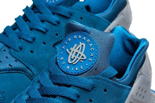 Nike Huarache Blue Force Bumperoo 1