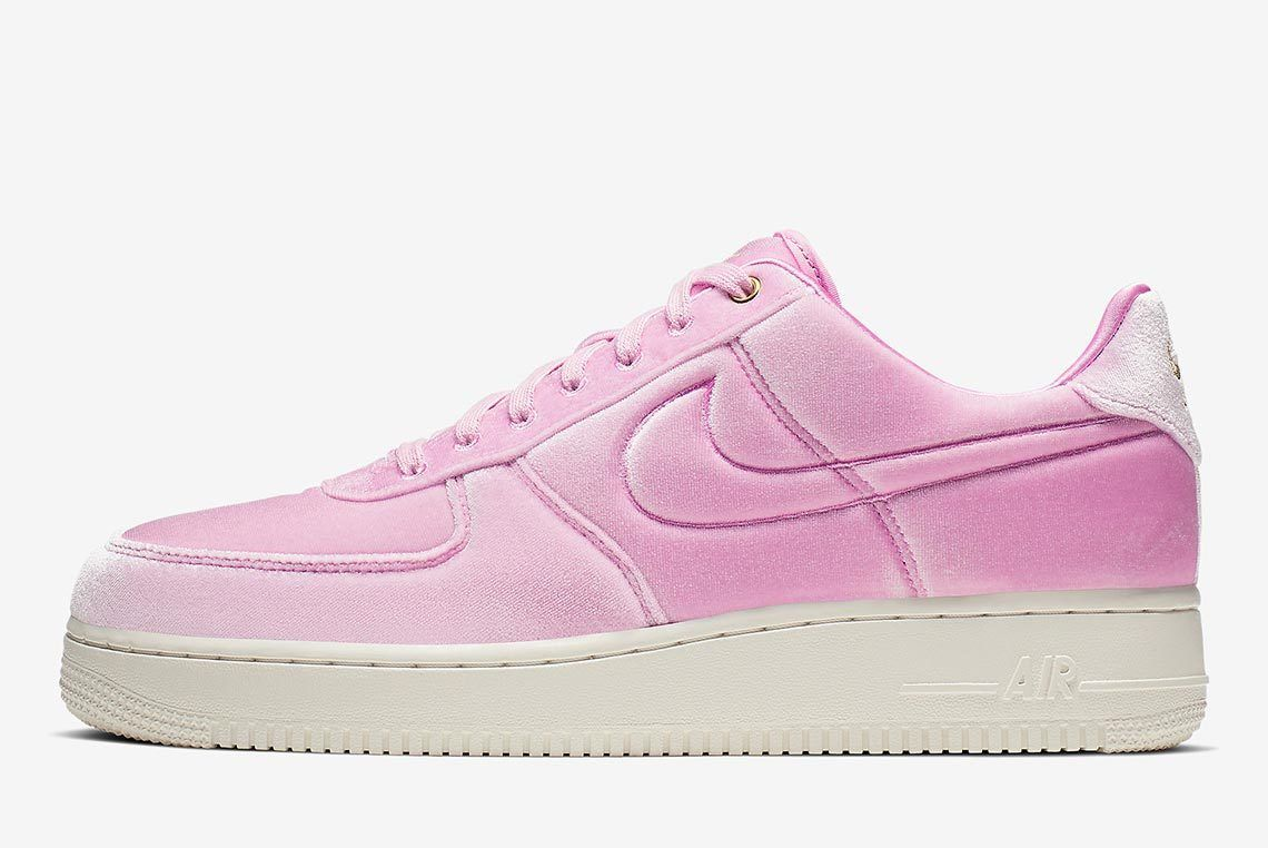 Air Force 1 Velour 8