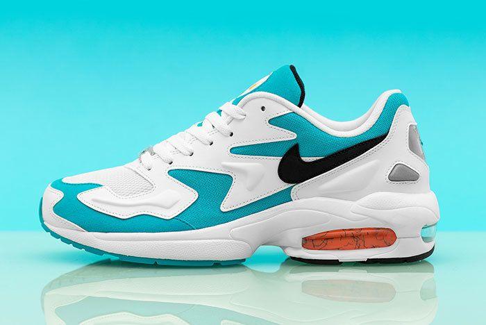 Nike Air Max2 Light Blue Lagoon 1