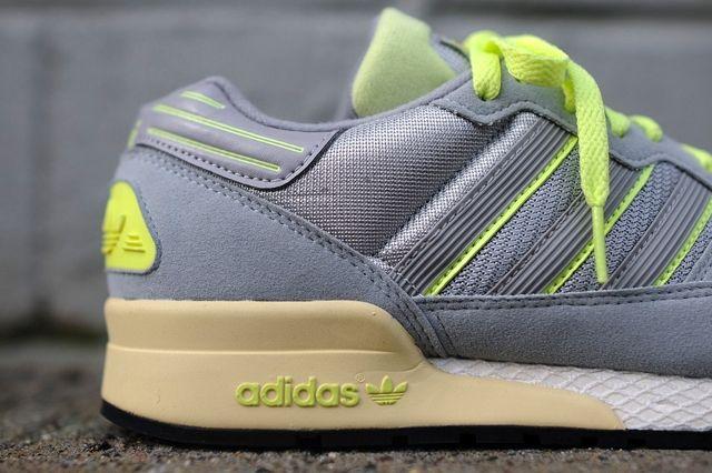 Adidas Zx 710 Grey Volt 6