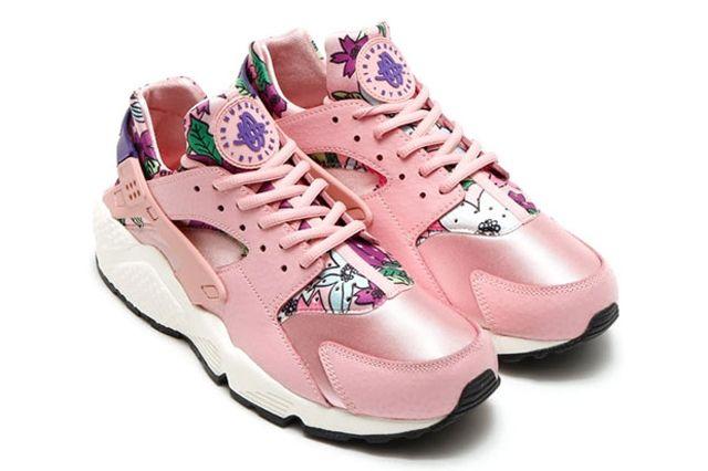 Nike Floral Huarache 9