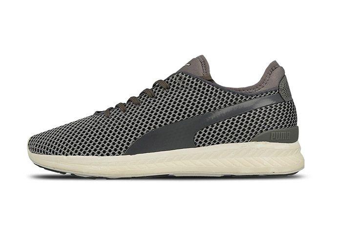 Puma Ignite Sock Knit Steel Grey 3