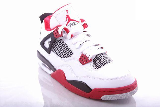 Air Jordan 4 Fire Red 03 1