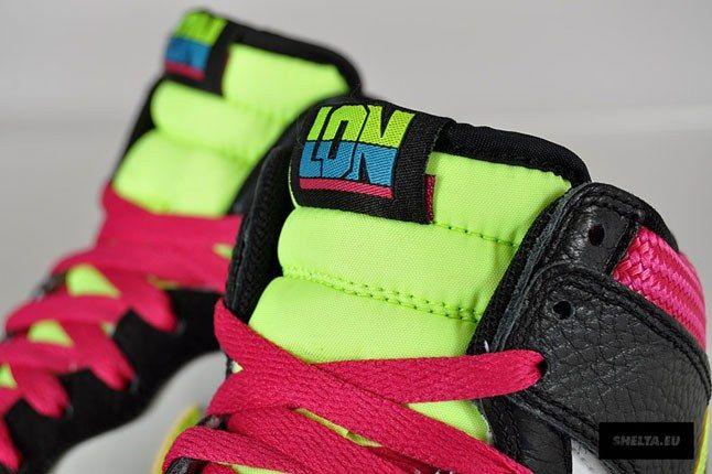 Nike Dunk High London 4 2