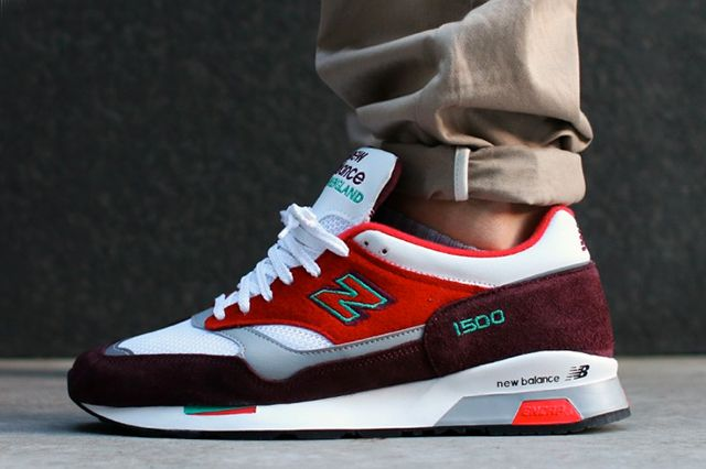 New Balance Made In England 1500 Double Pack 2