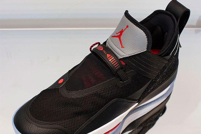 Air Jordan 33 Low First Look Top Shot 3