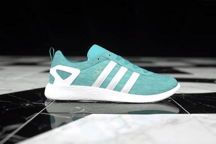 Palace X Adidas Pro Boost3