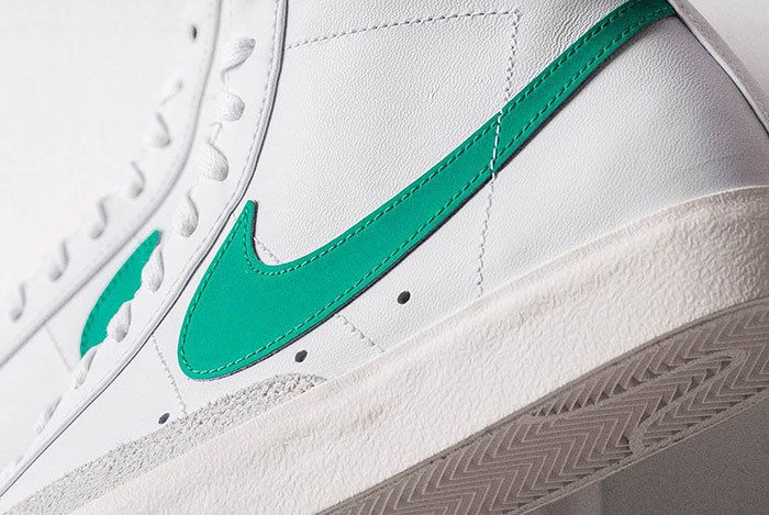 Nike Blazer Mid 77 Green 5