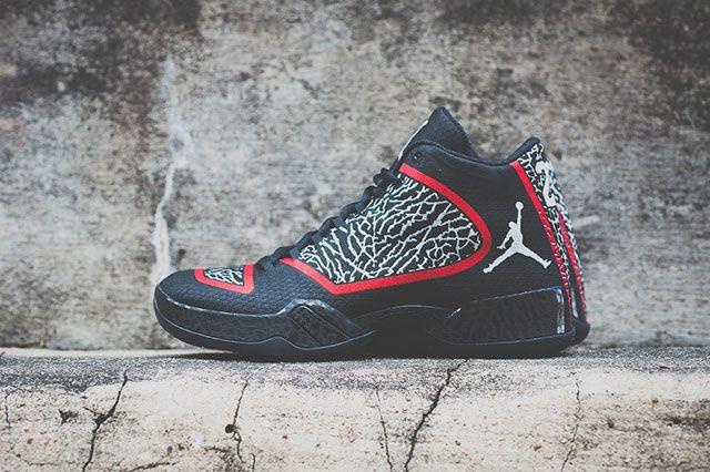 Air Jordan Xx9 Black Cement 2