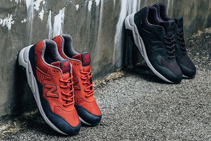 New Balance 580 Gore Tex Pack 3