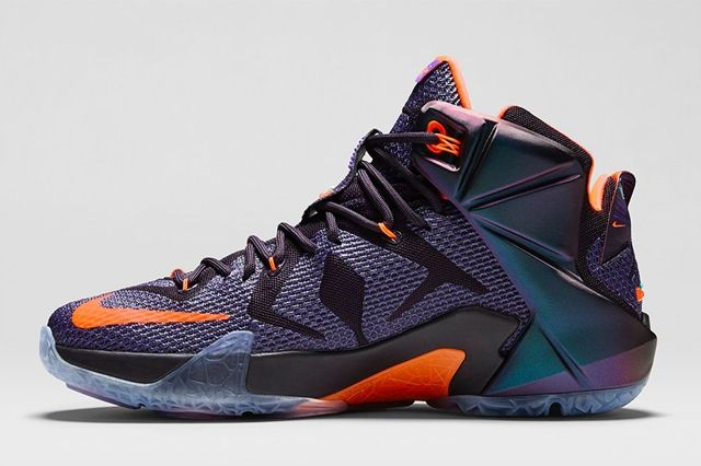 Nike Lebron 12 Instinct Bump 5