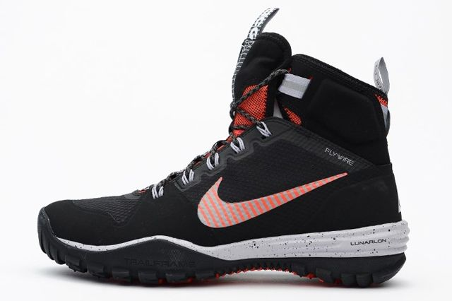 Nike Lunar Incognito Mid Black