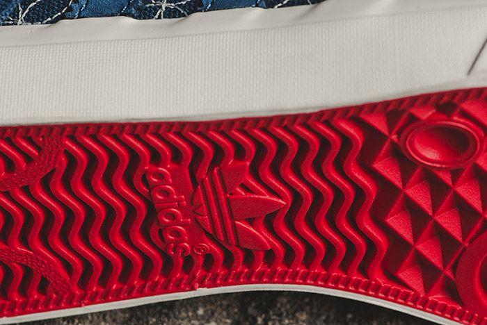 Adidas Matchcourt Rx Ltd Sashiko Blue 3