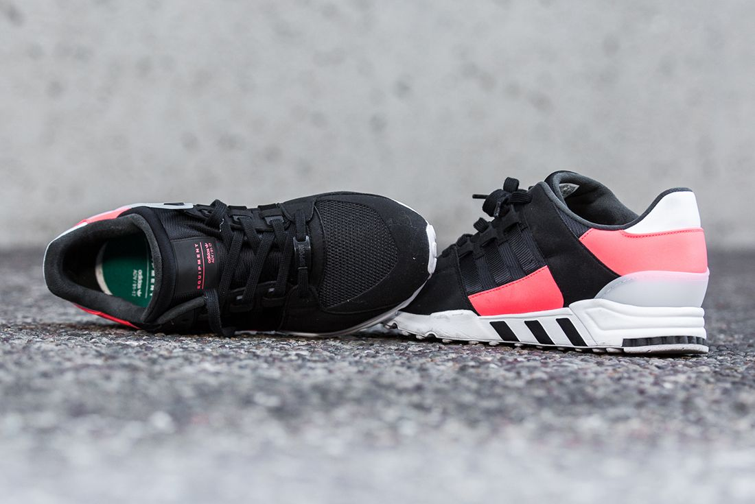 Only The Essentials – Adidas Paints The Town Turbo Red18