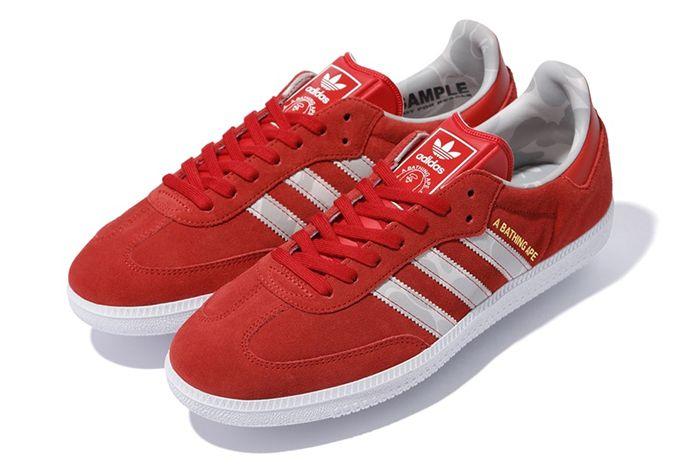 Bape A Bathing Ape Adidas Kachiiro Football Collection 5 Sneaker Freaker