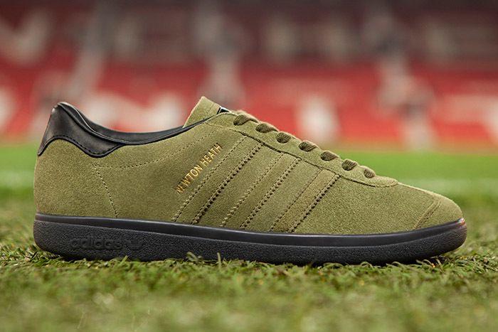 Manchester United Adidas Newton Heath 1