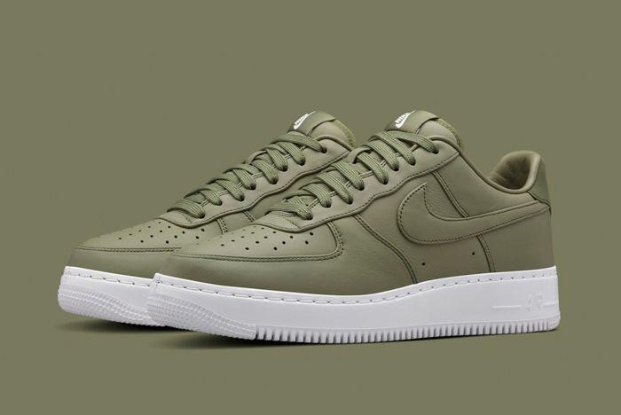 Nike Lab Monochrome Air Force Pack 13