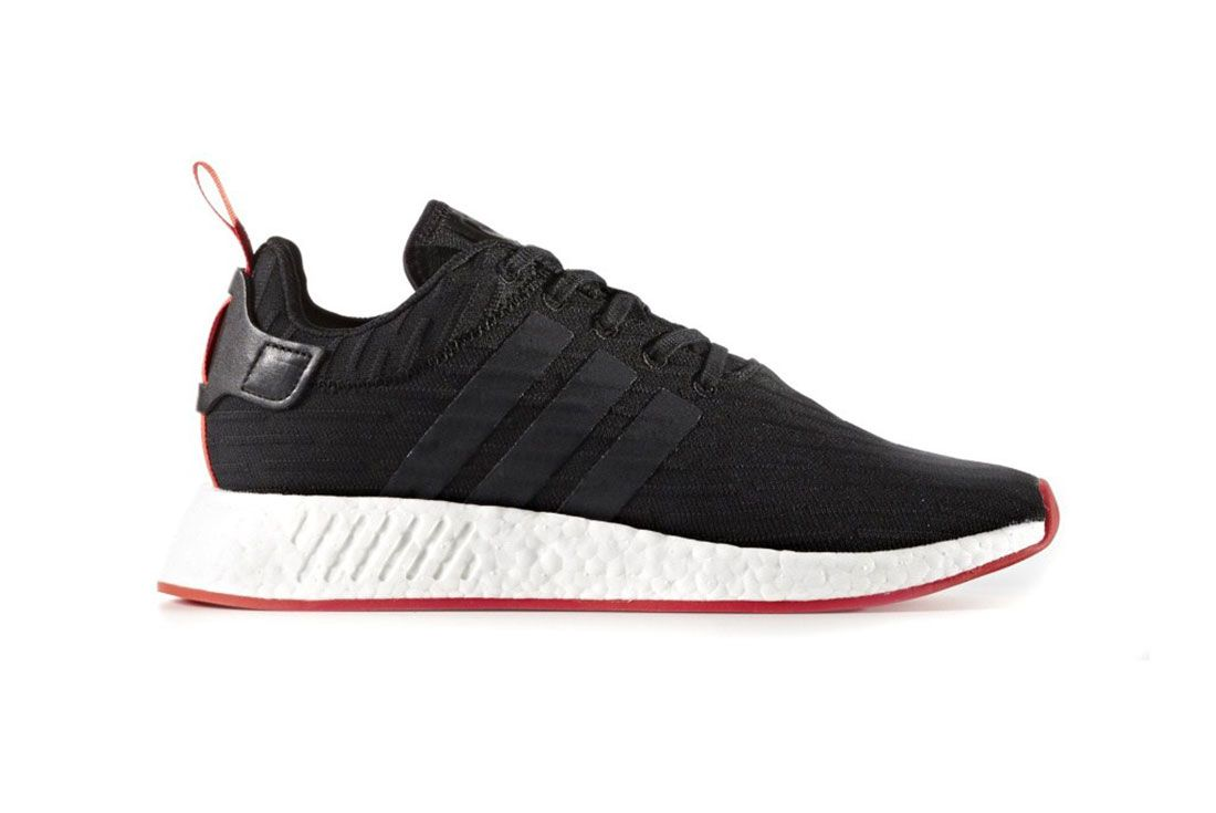 Adidas Nmd R2 Red Sole 5