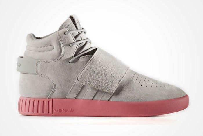 Adidas Tubular Invader Strap Pink 1