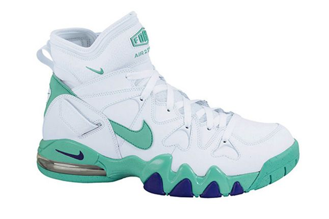 Nike Air Max Strong 2 Teal Profile 1