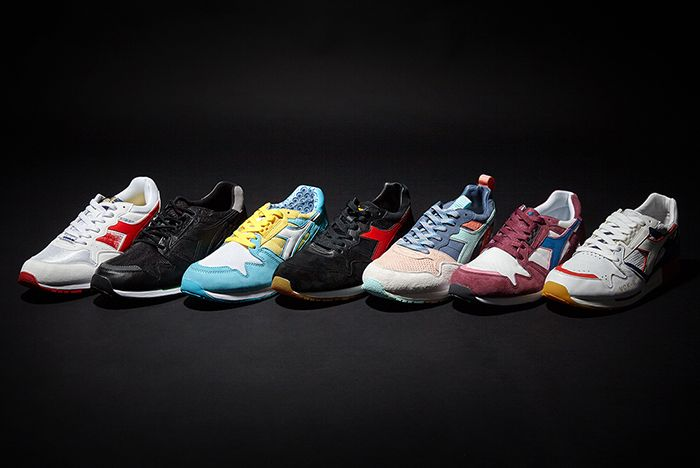 Diadora Unveil From Seoul To Rio Collectionfeature