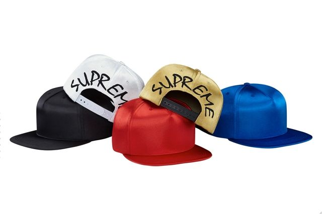 Supreme Ss14 Headwear Collection 42