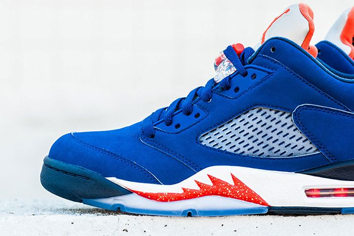 Air Jordan 5 Knicks 6