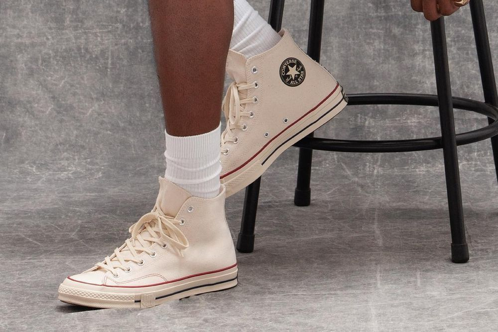 UNDEFEATED Converse Fundamentals On Foot