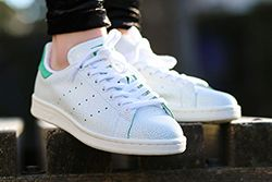 Adidas Stan Smith Cracked Leather Thumb