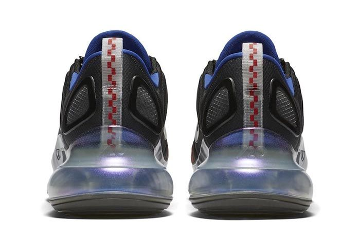 Nike Air Max 720 Fire Flame Heel Shot