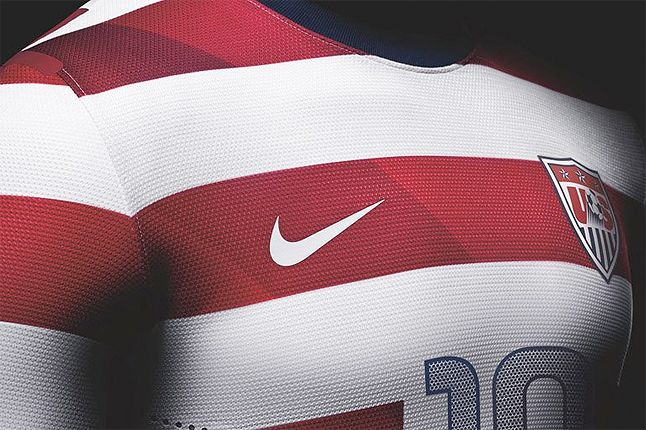 Nike Football National Team Jersey 22 1