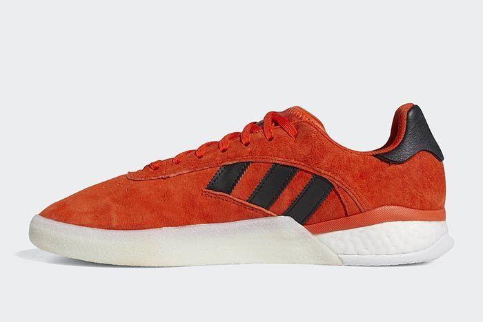 Adidas 3St 004 Collegiate Orange 2