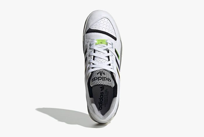Adidas Torsion Comp White Black Solar Yellow Ee7376 Top
