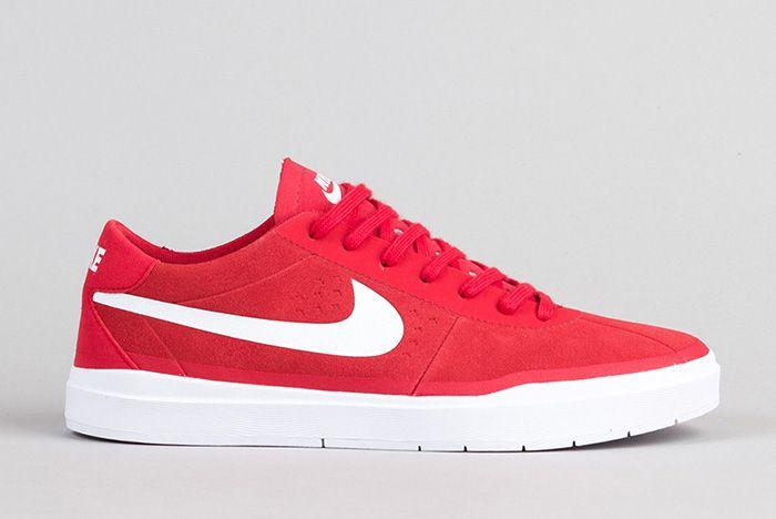 Nike Sb Bruin Hyperfeel Red 2