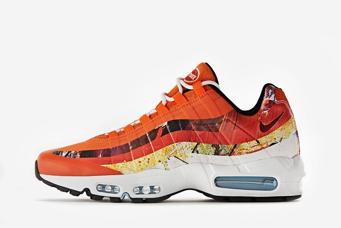 Size X Dave White X Nike Air Max 95 Collection 2