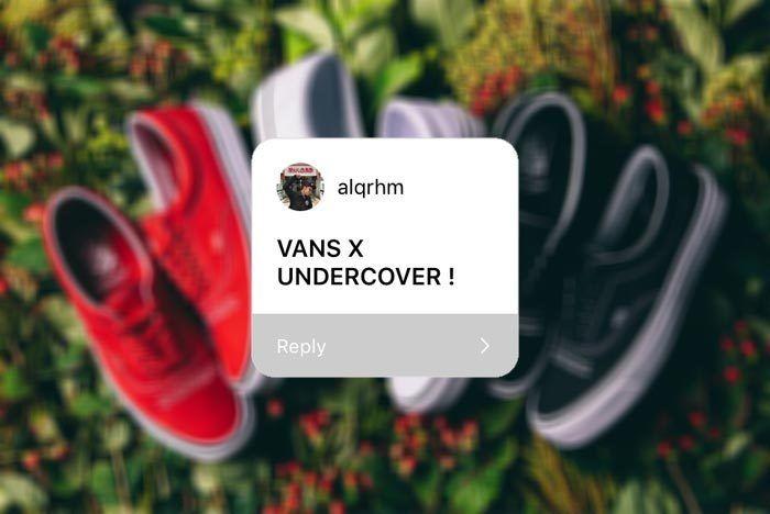 Vans Vault X Undercover Jun Takahashi Old Skool Lx Era Lx 112