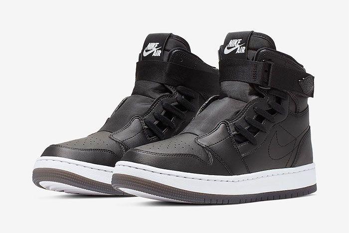 Air Jordan 1 Nova Xx Black Quarter