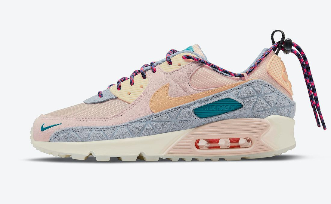 Another Trail-Themed Nike Air Max 90 Has Surfaced