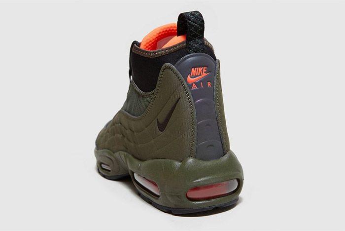 army green air max 95