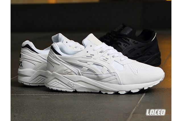 Asics Gel Kayano Trainer Monotone Pack 3