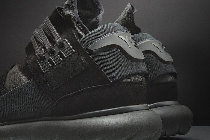 Adidas Y 3 Qasa High Triple Black 2