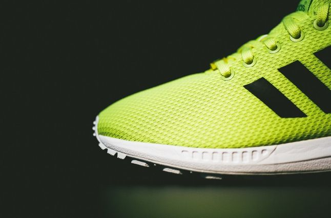 Adidas Zx Flux Electric Yellow 4