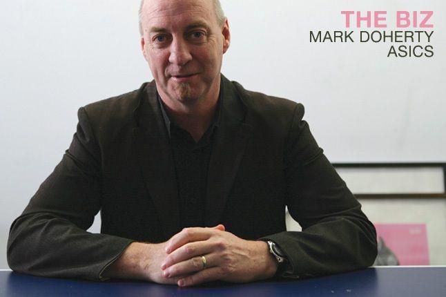 The Biz Mark Doherty Asics 5