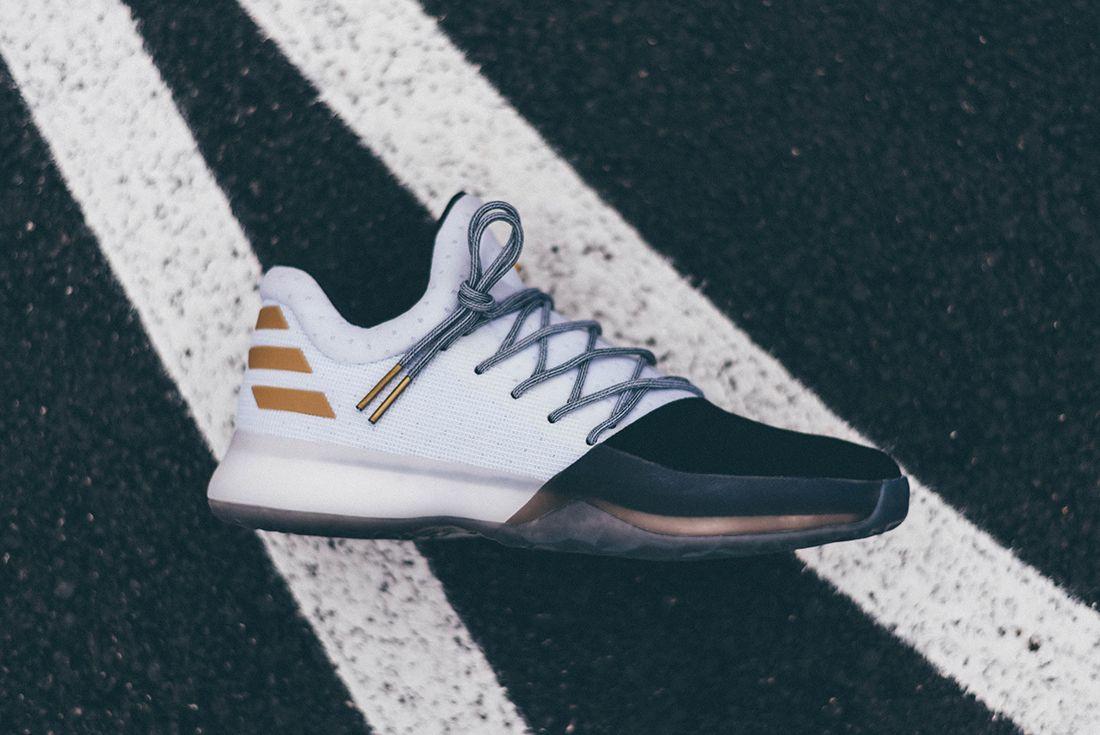 Adidas Harden Vol 1 Disruptor2