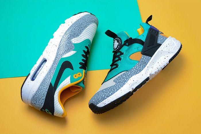 Nike Safari Yellow Pack 1