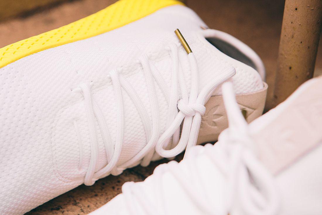 Pharrell Williams X Adidas Tennis Hu Gold15