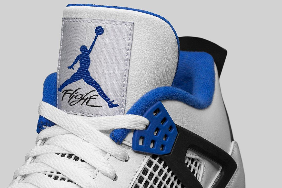 Air Jordan 4 Motorsport 2017 Retro13
