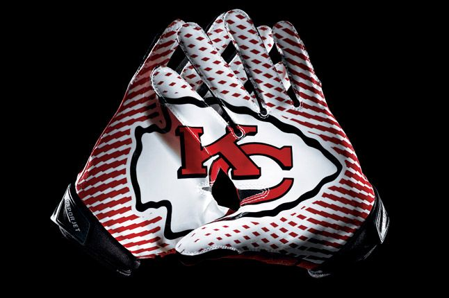 Kansas City Chiefs Glove 1