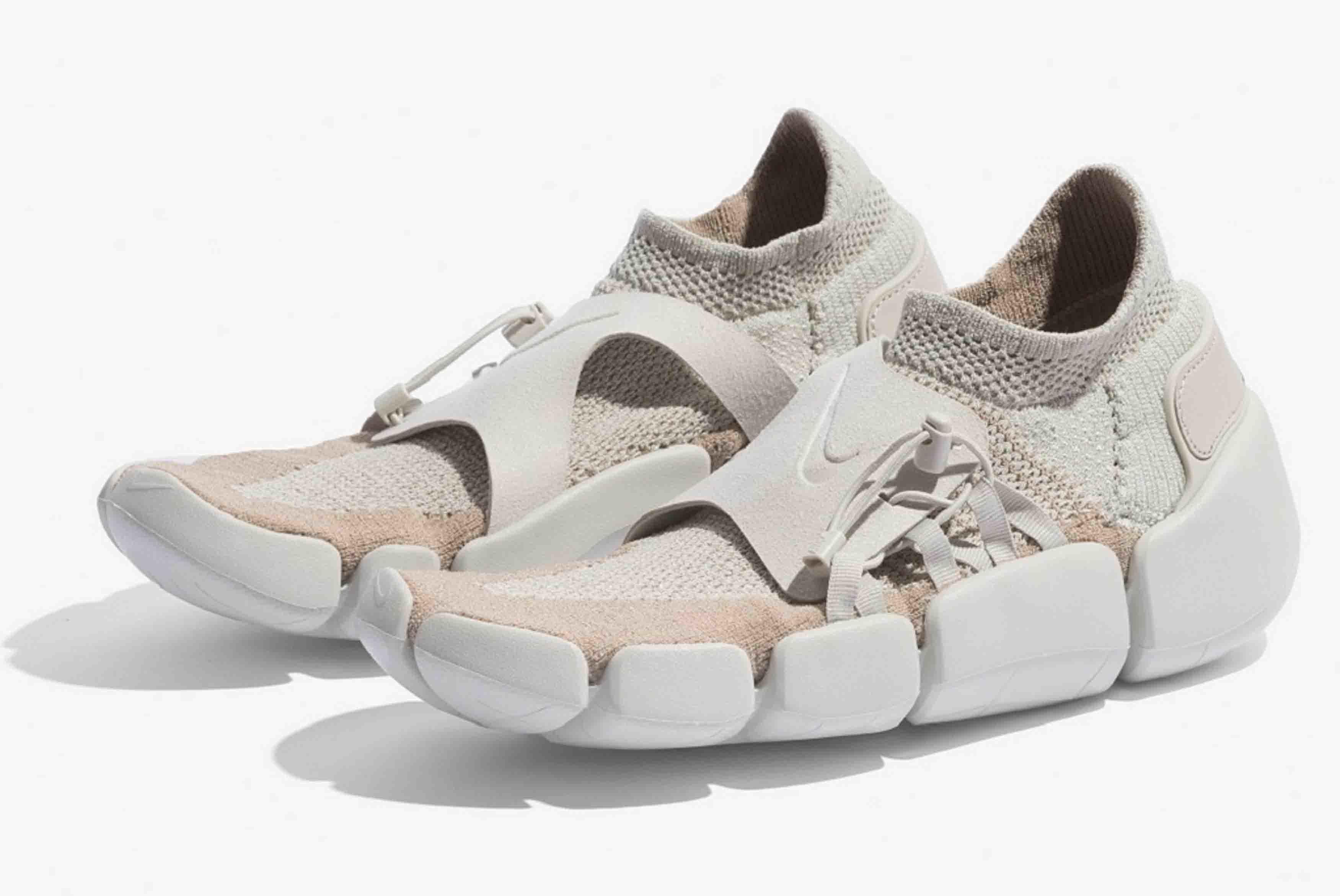 Nike Footscape Flyknit Dm Tan 2 Sneaker Freaker